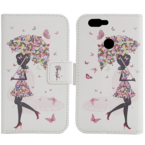 Lankashi PU Flip Leder Tasche Hülle Hülle Cover Schutz Handy Etui Skin Für Elephone P8 Mini 5