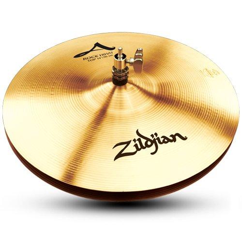 Zildjian A Zildjian Series - 14' Rock Hi-Hat Cymbals - Pair