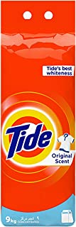 Tide Laundry Powder Detergent Original Scent, 9 kg