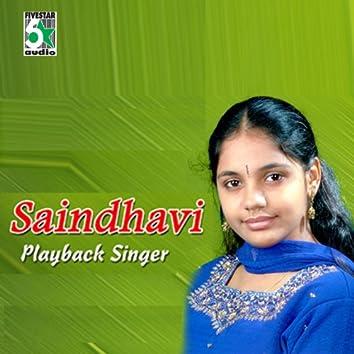Saindhavi - Playback Singer