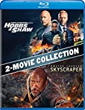 Fast & Furious Presents: Hobbs & Shaw / Skyscraper Double Feature - Blu-ray
