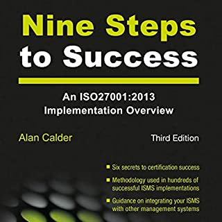 Nine Steps to Success Titelbild
