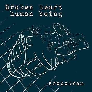 Broken Heart Human Being