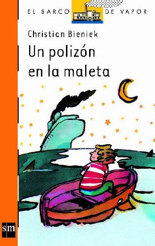 Un polizón en la maleta: 111 (El Barco de Vapor Naranja)