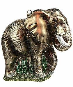 Christbaumschmuck von Gartenschätze- Tannenbaumschmuck Elefant 1225