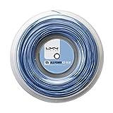 Luxilon Alu Power 125 Cordaje de tenis, rollo 220 m, unisex, azul, 1.25 mm