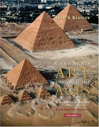 Gardner's Art through the Ages: A Global History, Volume I (with ArtStudy Printed Access Card and Timeline)