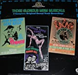 Those Glorious MGM Musicals, 3 soundtracks, the Pirate, Pagan Love Story, Hit the Deck, 2 LP