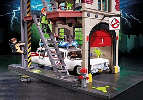 Achetez la Voiture Playmobil Ghostbusters Ecto-1 Véhicule - 9220 - 1