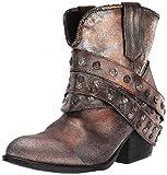 Very Volatile Women's Rosebay Ankle Boot, Pewter, 7