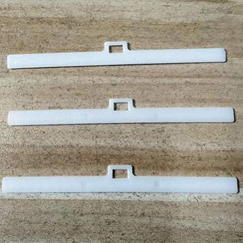 10pcs Vertikal Blind Ersatzteile Fenster Vorhang Zubehör Einfache Installation Lamellenbügel Reparaturclips Home Kettenglied Ersatz