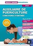 Réussite Concours - Auxiliaire de puériculture - Entrée en IFAP - 2020 - Préparation Complète