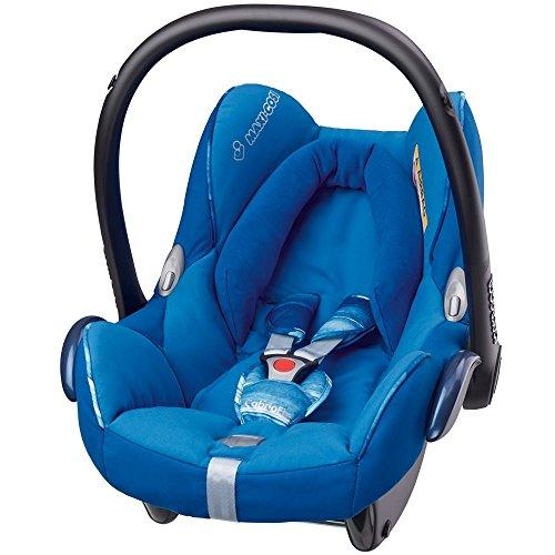 Maxi-Cosi CabrioFix, Silla de coche grupo 0+ Isofix, azul