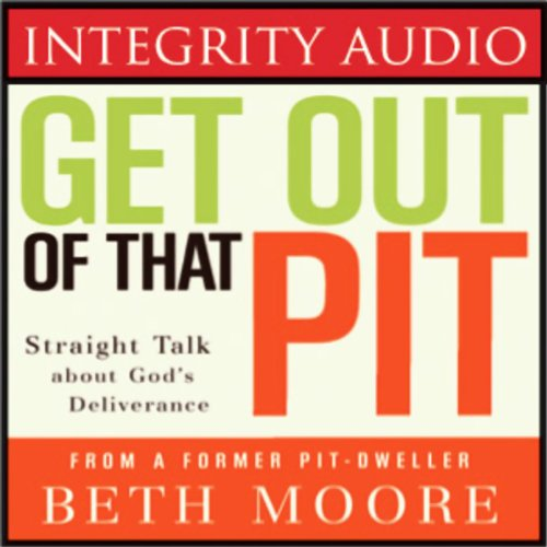 Get Out of That Pit  audiobook cover art