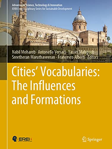 Cities' Vocabularies: The Influences and Formations (Advances in Science, Technology & Innovation) (English Edition)