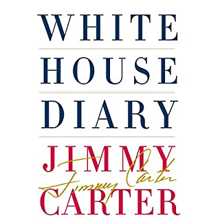 White House Diary audiobook cover art