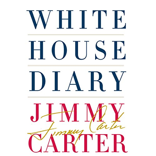 White House Diary cover art