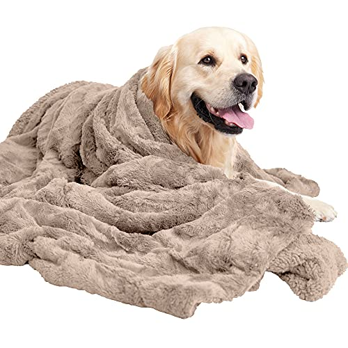 MIGHTY MONKEY Premium Pet Blanket For Cats