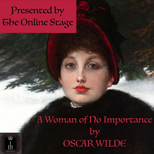 A Woman of No Importance audiobook cover art