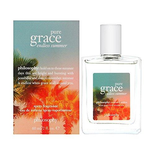 Philosophy Philosophy Pure Grace Endless Summer 2.0 Oz Eau De Toilette Spray, 2.0 Oz