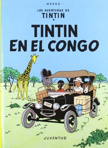 TINTÍN EN EL CONGO -...