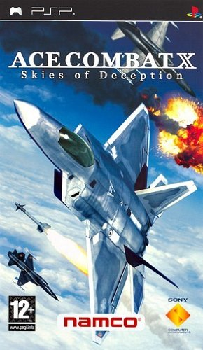Sony  Ace Combat X: Skies of Deception Platinum