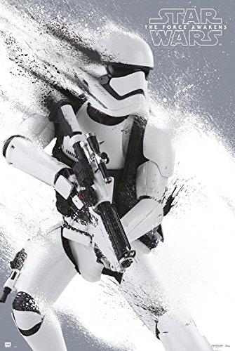 Póster Star Wars: Episodio VII - Stormtrooper (61cm x 91,5cm)