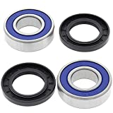 All Balls 25-1276 Wheel Bearing Seal Kit Compatible with/Replacement for Suzuki