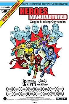 DVD Heroes Manufactured (2016) [Pidgin_English] Book