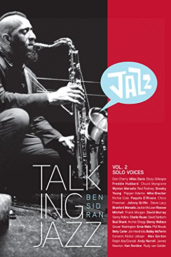 Talking Jazz With Ben Sidran: Volume 2: Solo Voices (English Edition)