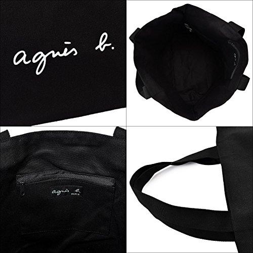 agnèsb.(アニエスベー)『ボヤージュコットントートバッグ』