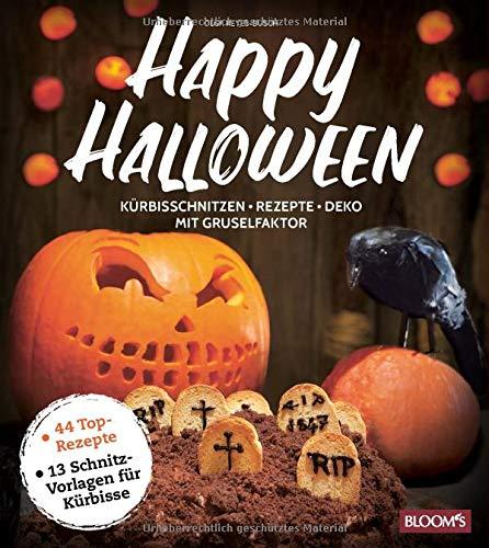 Happy Halloween: Kürbisschnitzen, Rezepte, Deko - mit Gruselfaktor