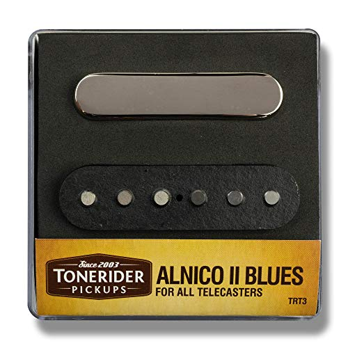 Tonerider telecaster guitar pickup set alnico II Blues TRT3
