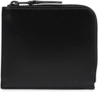 COMME des GARCONS VERY BLACK WALLET コムデギャルソン 財布 ミニ財布 L字ファスナー 本革 ブラック 黒 SA3100VB [並行輸入品]
