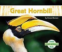 Great Hornbill (Asian Animals)