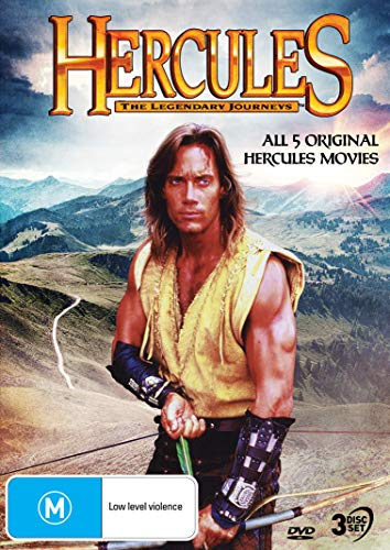 Hercules: The Legendary Journeys - 5 Film Collection