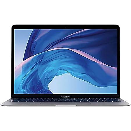 Apple 2018 13.3in MacBook Air, Mac OS, Intel Core i5, 1.6 GHz, Intel UHD Graphics 617, 256 GB, Space Gray (Renewed)