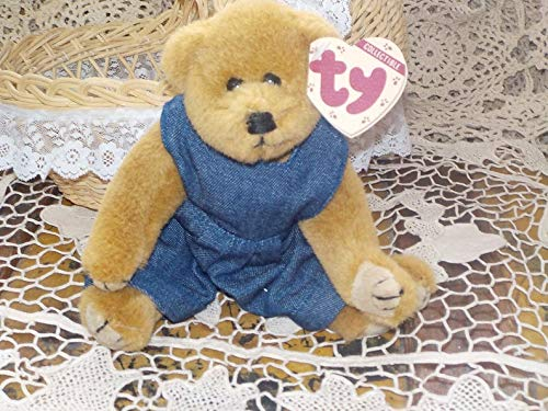 Generic - Ty Beanie Baby Bear Gilbert 6006 1993, Stuffed Bear, Teddy Bear, Vintage Stuffed Toys, Girl bear, Toys, Vintag
