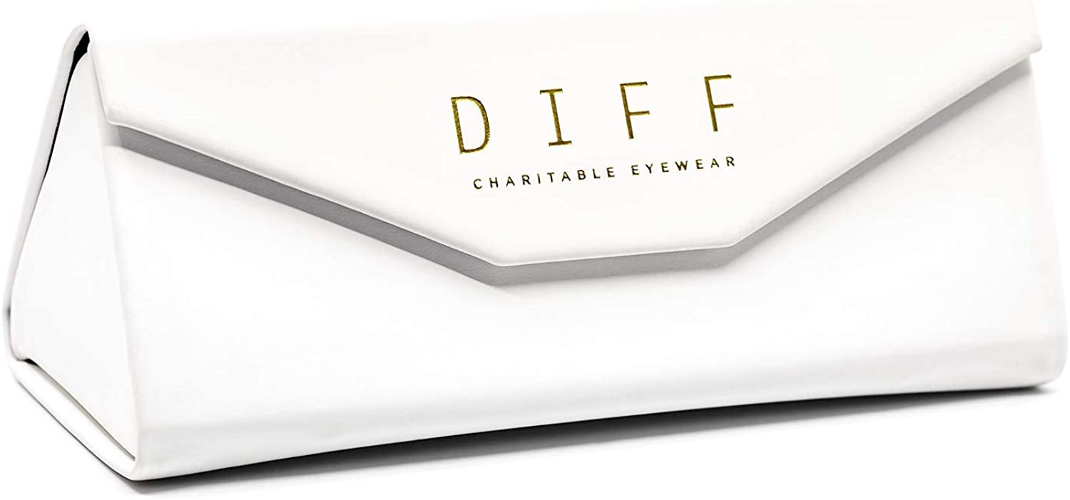 DIFF Eyewear - Collapsible Triangle Case