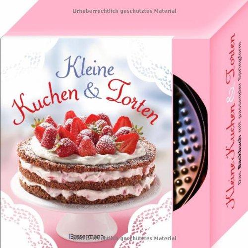 Kleine Kuchen & Torten-Set: Buch und passende Backform