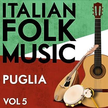 Italian Folk Music Puglia Vol. 5