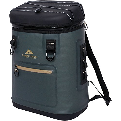 Ozark Trail Premium Backpack Cooler/Green