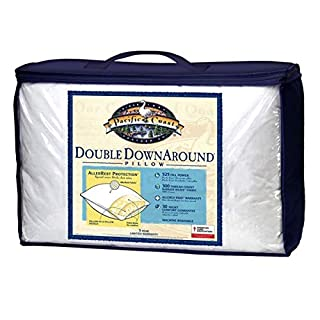 Pacific Coast Double Down Around King Pillow (B002MB1LPI) | Amazon price tracker / tracking, Amazon price history charts, Amazon price watches, Amazon price drop alerts