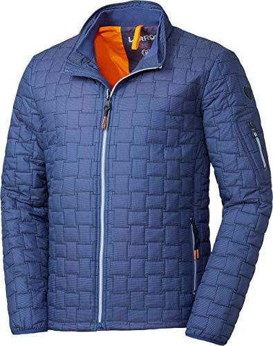 LERROS Herren Steppjacke, wetterfeste Jacke für Männer, Outdoor-Kleidung mit Wattierung, warmes Innenfutter, Stehkragen & Reißverschluss, in Blau
