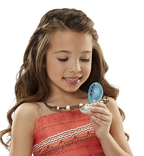 Moana Heart Of Te Fiti Magical Seashell Necklace