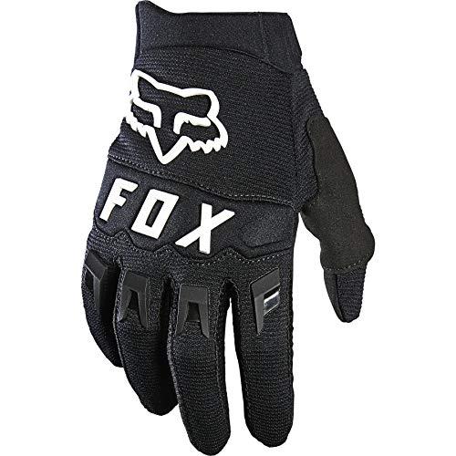 Fox Yth Dirtpaw Glove Black/White Ym, M