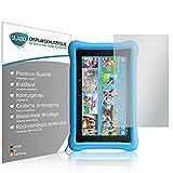 Slabo 2 x Bildschirmschutzfolie für Amazon Fire HD 10 Kids Edition (2017) | HD 10 Kids Edition-Tablet (2019) Bildschirmschutz Schutzfolie Folie No Reflexion | Keine Reflektion MATT