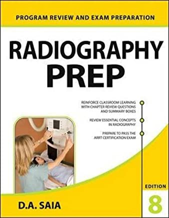 Radiography PREP (Program Review and Exam Preparation), 8th Edition