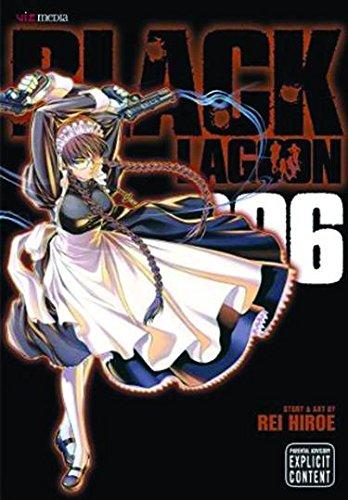 Black Lagoon, Vol. 6