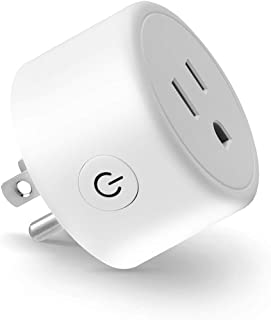 PerfectPrime SP1105, WiFi Outlet Smart Plug work with Alexa, Google Home IFTTT, 12A 1.2KW, 120V